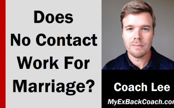 No Contact Rule To Get Husband Or Wife Back